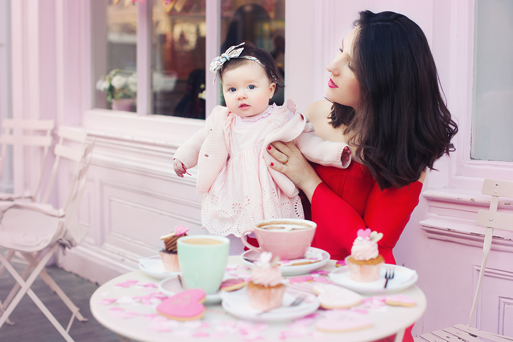 Peggy's porschen motherhood London cafe