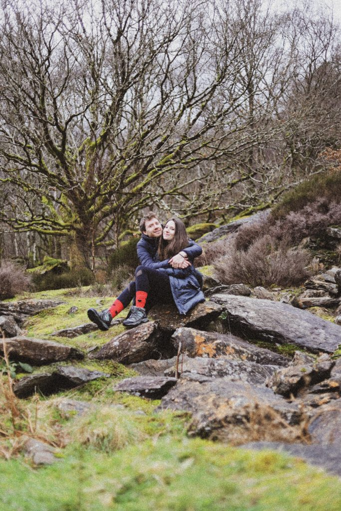 travel family road trip snowdonia
